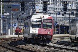 Trains à l'arrêt ce week-end à Fribourg