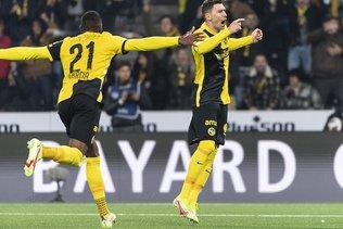 Super League: les Young Boys ont sué face au LS