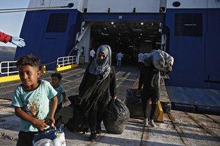 Quatre enfants meurent noyés dans un naufrage